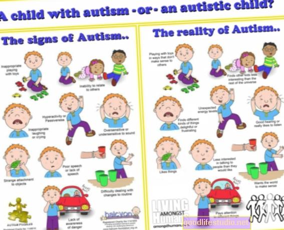 Mnoga mlada djeca s autizmom još uvijek nisu identificirana do školskih godina