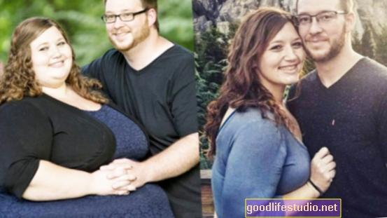 Cambiamenti coniugali associati all'aumento di peso