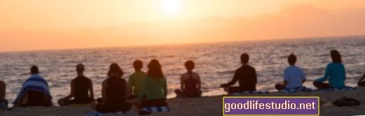 Meditace, podpůrné skupiny, které mají dopad na buněčnou biologii u těch, kteří přežili rakovinu
