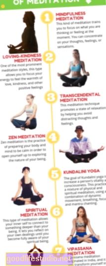 Las técnicas de meditación tienen diferentes efectos