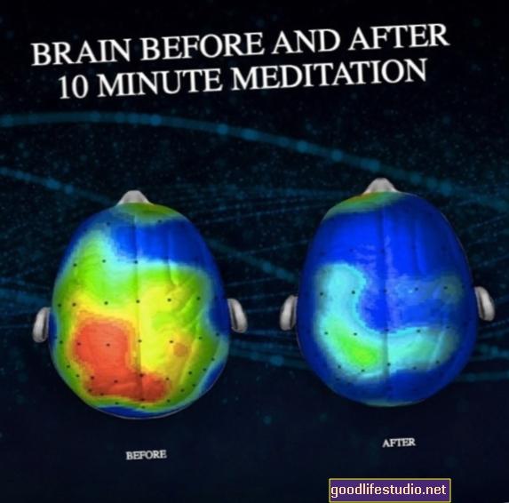 La influencia de la meditación en la actividad cerebral