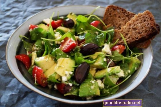 Средиземноморската диета може да намали риска от инсулт при жените на средна възраст