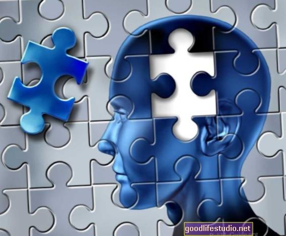 Porucha paměti začíná brzy u schizofrenie a může se zhoršit