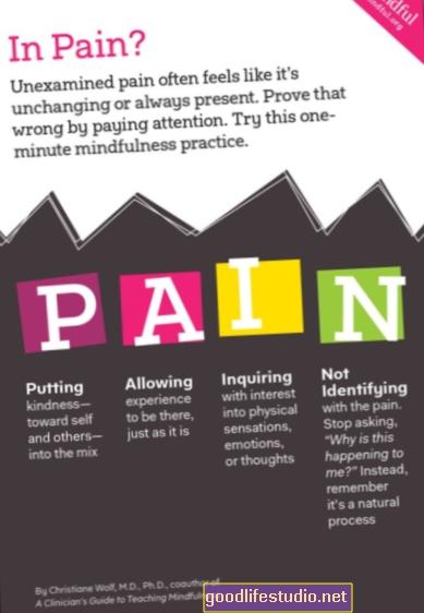 La atención plena puede ayudar a la tolerancia al dolor en la rehabilitación de los atletas lesionados