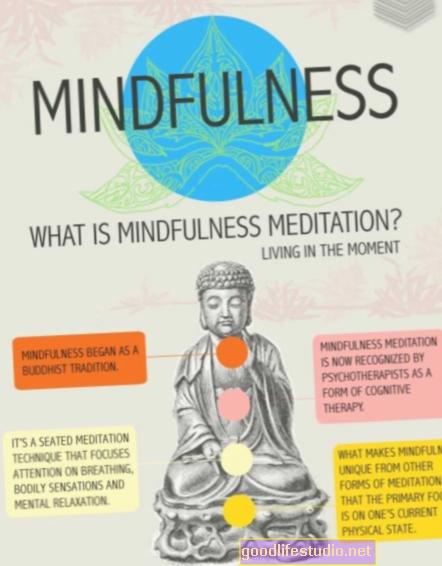 La meditación de atención plena puede reducir los antojos de tabaco