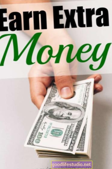 Pinigai, atrodo, susidaro draugais