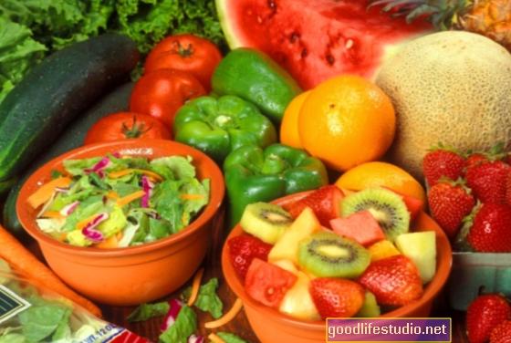 Повече плодове и зеленчуци може да не са най-добрият начин за отслабване