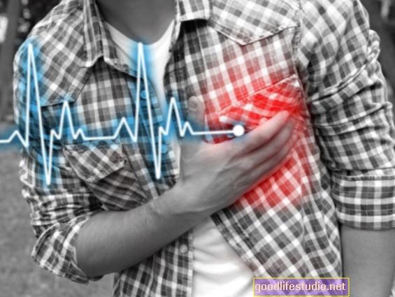 Disagio mentale più intenso legato a un maggior rischio di morte nei pazienti cardiopatici