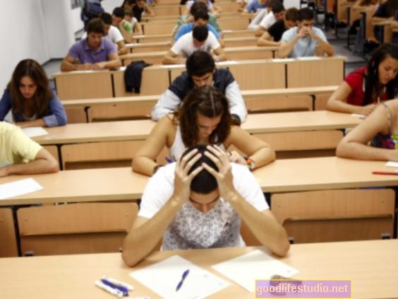 Daugiau psichinių ligų tarp studentų