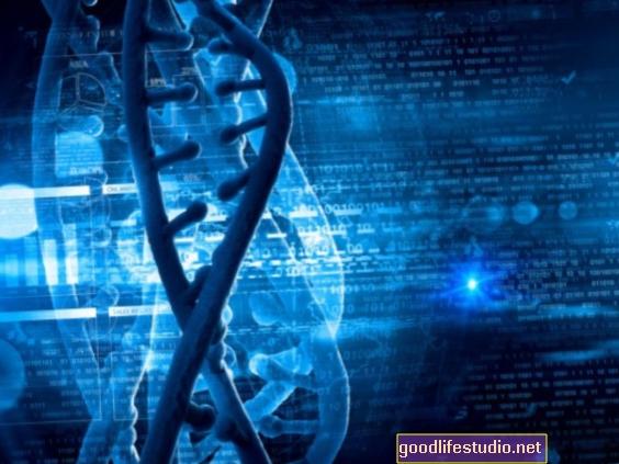 Más sobre el desarrollo de la enfermedad de Alzheimer que el código genético