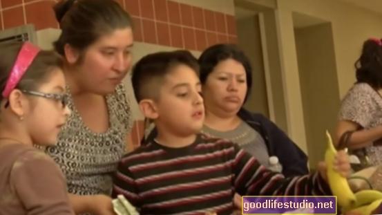 """La mayoría de los padres perciben a sus hijos obesos como """"con el peso adecuado"""""""