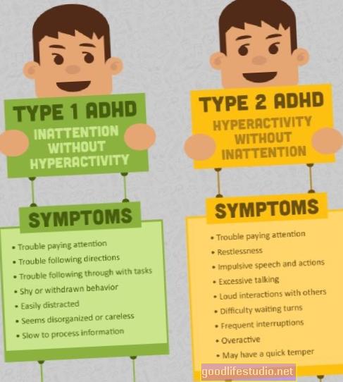 ¿Múltiples formas de TDAH?