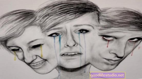 Trastorno de personalidad múltiple arraigado en experiencias traumáticas