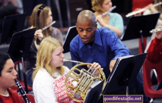 L'educazione musicale si traduce in una nuova conoscenza del funzionamento del cervello