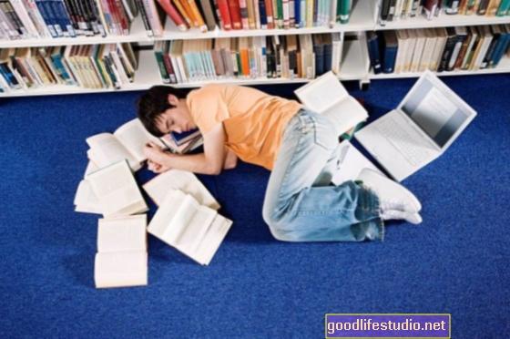 Naps dan Impian Membantu Akademik