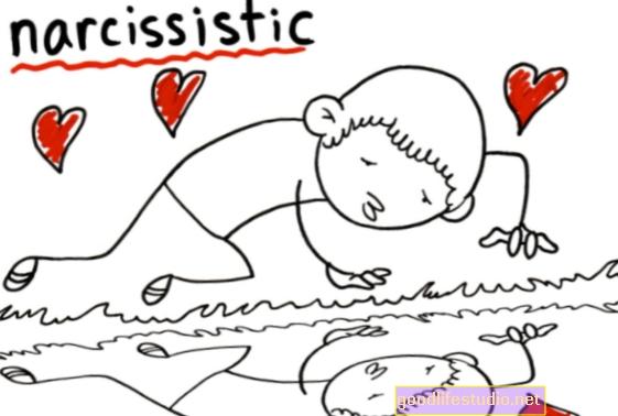 Los rasgos narcisistas ayudan a los adolescentes a pasar a la edad adulta