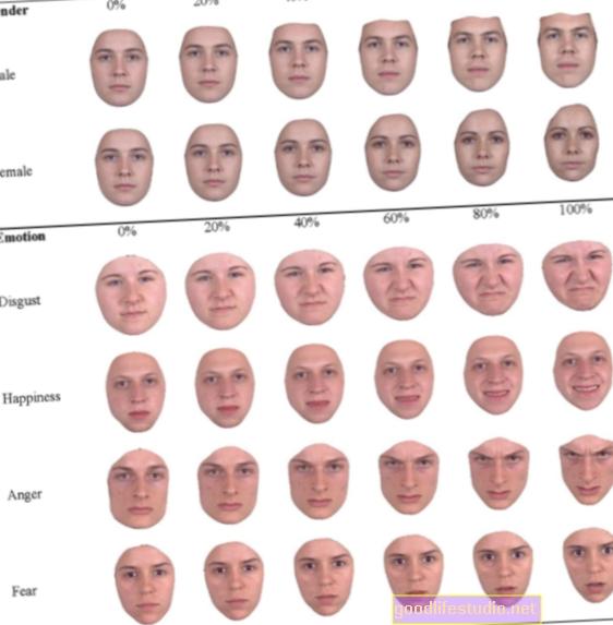 Neuroimaging Parses Pengenalan Emosi Muka pada Autisme