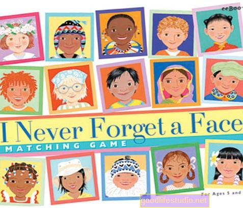 Soha ne felejtsen el egy arcot vagy annak egy részét