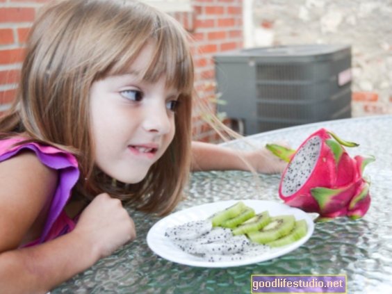 Nuovo modello per i disturbi alimentari infantili