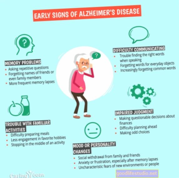 新しい理論は、初期のアルツハイマー病と細胞が鉄を貯蔵する方法とを関連付けます