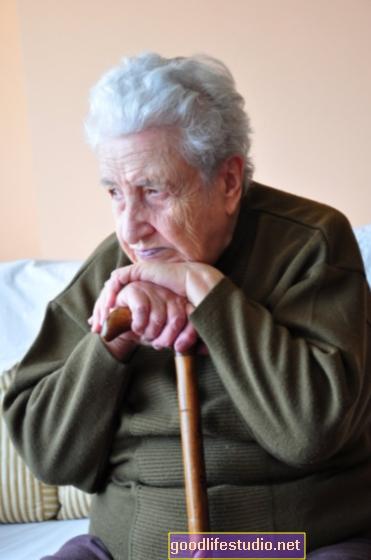 Deprese v pečovatelském domě je chycena pomocí indikátorů nálady