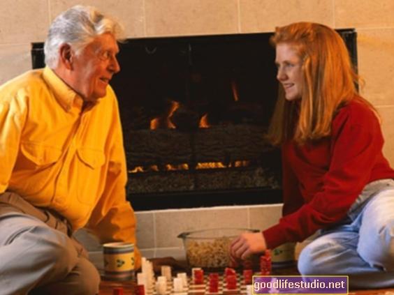 Възрастните възрастни споделят по-малко спомени с напредването на възрастта