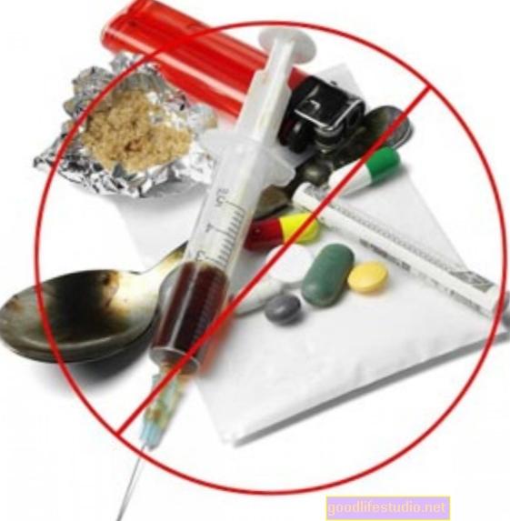 Закона за опиоидните лекарства за различни рецептори, отколкото опиоидите на тялото
