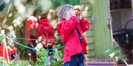 El aprendizaje al aire libre puede mejorar la calidad de vida de los niños