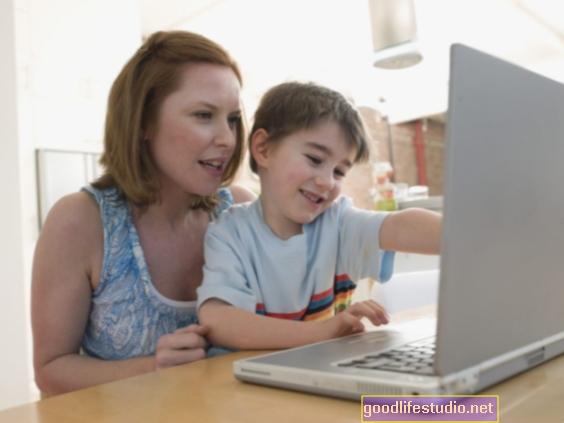 Školení rodičů může pomoci malým dětem ohroženým ADHD