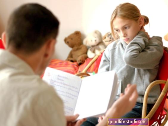 I genitori non dovrebbero esercitare troppa pressione sui bambini