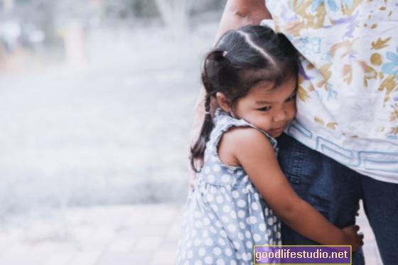 Los padres se preocupan por los niños de todas las edades