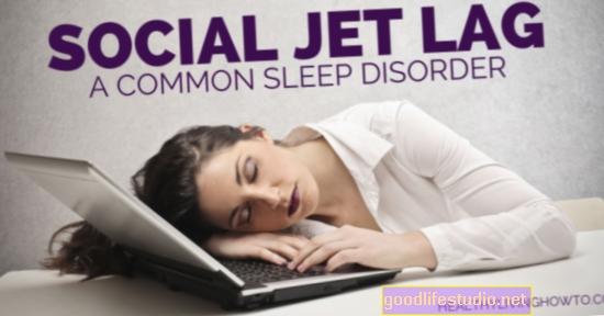 """""""Social Jet Lag"""" modeliai gali kelti pavojų medžiagų apykaitai"""