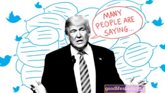 Las personas que twittean durante los debates presidenciales pueden obtener más información sobre los problemas