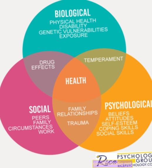 La personalidad afecta la forma en que se reciben las noticias de salud