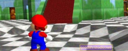 Giocare ai videogiochi 3-D può aumentare la memoria