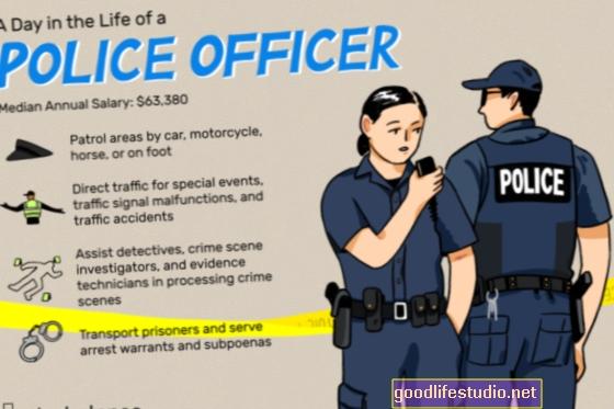 Policejní práce zvyšuje riziko srdeční smrti