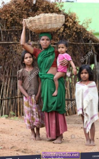 Chudé venkovské maminky mohou mít těžký přístup k přírodním oblastem