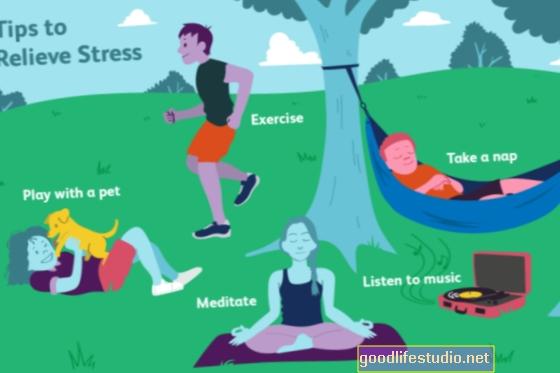 Las actividades positivas ayudan a aliviar la depresión