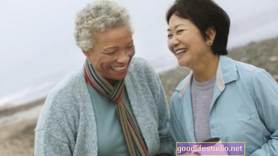 Позитивне ставлення до старіння допомагає літнім людям справлятися зі стресом