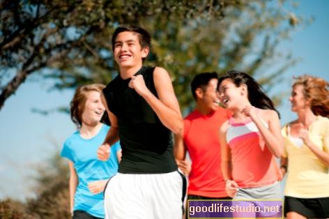 Adolescentes positivos = adultos sanos