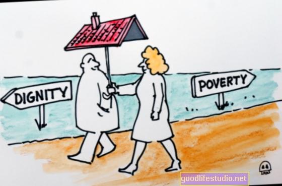 Pobreza vinculada a una mayor asunción de riesgos en la vejez