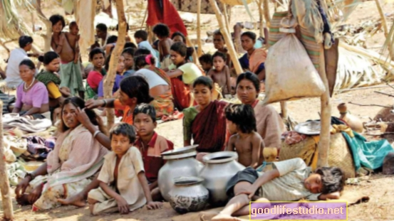 La povertà distrugge il potenziale genetico dei bambini