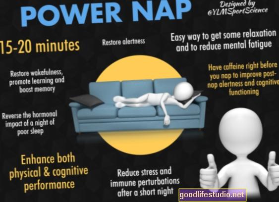 Las siestas energéticas pueden ser más poderosas de lo que se pensaba