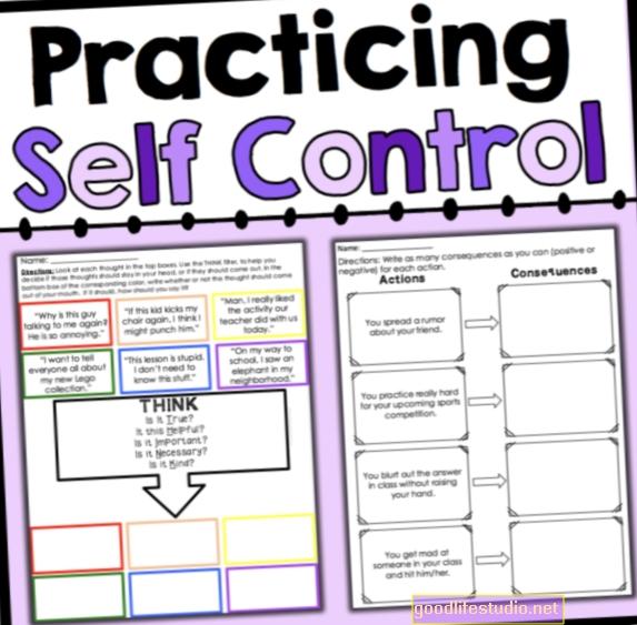 Практикуването на самоконтрол може да помогне за управление на агресията