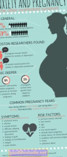 Prenatalna anksioznost utječe na imunološki sustav djeteta