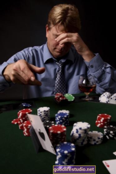 Lošimų problema, susijusi su piktnaudžiavimu medžiagomis