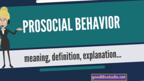 Просоцијалне вештине на 5 могу предвидети успех одраслих