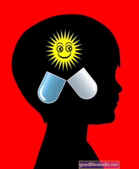 Психиатричен медикаментозен риск при деца