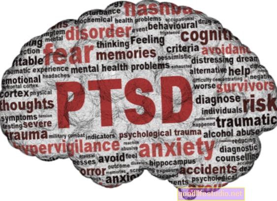 Il disturbo da stress post-traumatico può colpire le neomamme