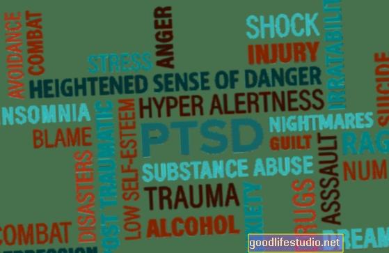 Los síntomas del TEPT tienen un impacto variable en la calidad de vida